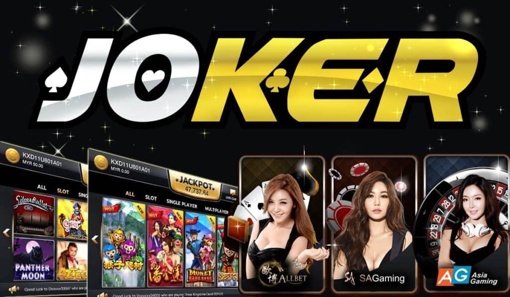 joker slot game สล็อตวอเลท