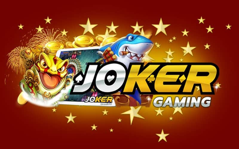 joker slot game ไมต้อง ฝากก่อน เครดิตฟรี