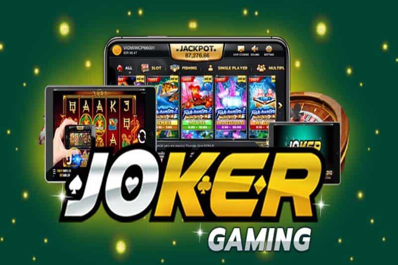 joker slot game เครดิตฟรี