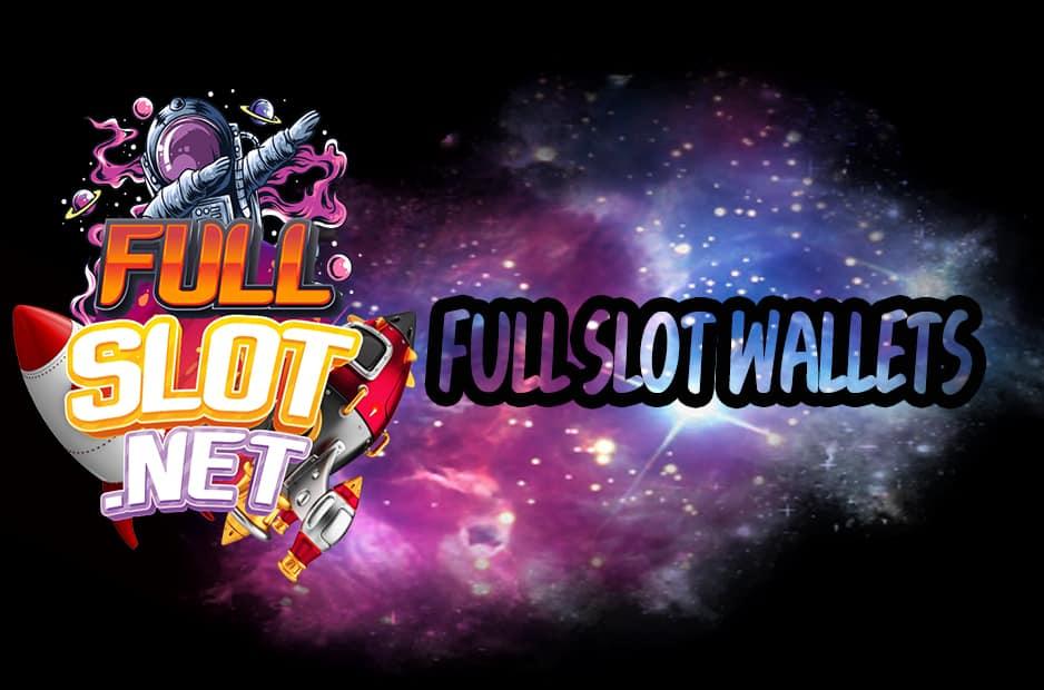 FULL SLOT WALLETS