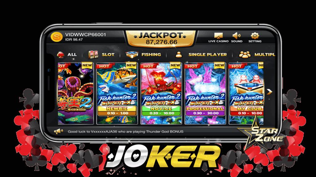 joker123 gaming สล็อตมาแรง