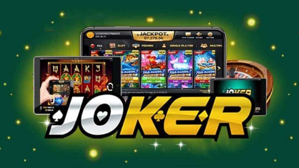 joker123 เกมส์ สล็อต